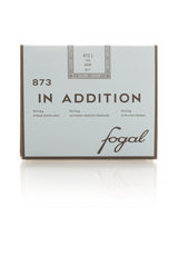 FOGAL 873 IN ADDITION String 210 Noir Black
