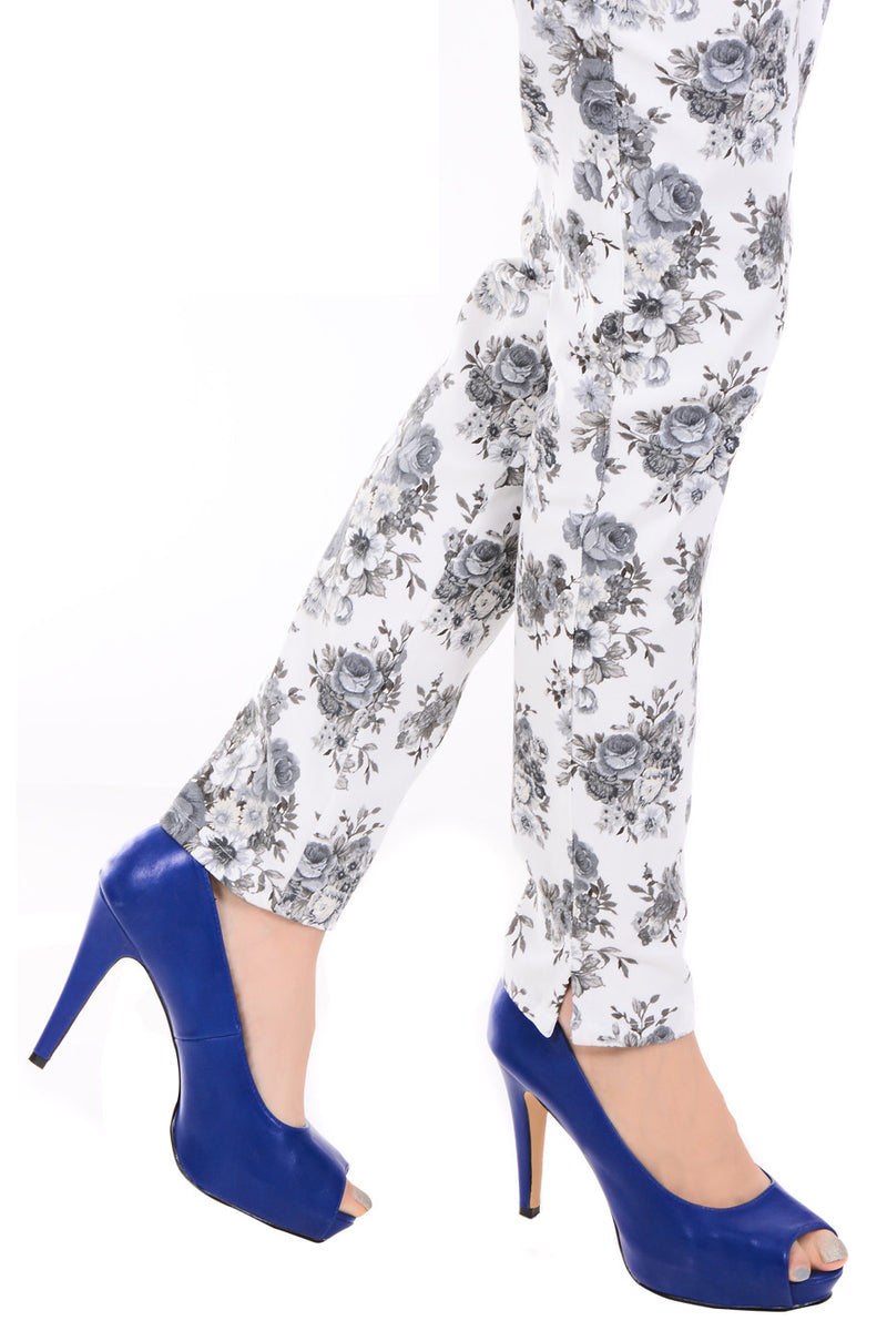 FRANCESCO MILANO LOIS Blue Heeled Pumps