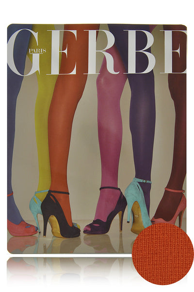 GERBE FUTURA 40 Opaque 904 Paprika Tights
