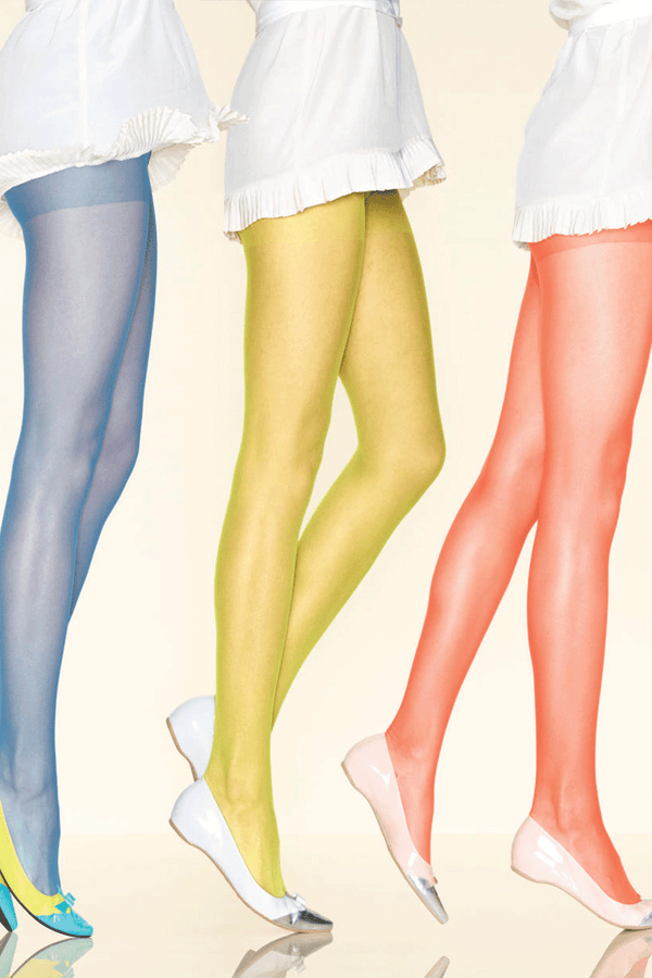 GERBE MOUSSE ALTESSE 20 Paprika Tights