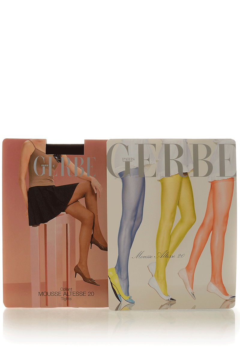 GERBE MOUSSE ALTESSE 20 Rose Indien Tights