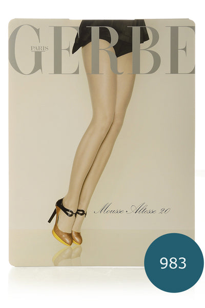 GERBE MOUSSE ALTESSE 20 Topaze Tights