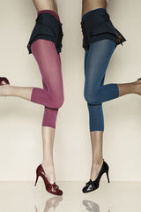 GERBE OPAQUE 70 Capri Leggings Paprika
