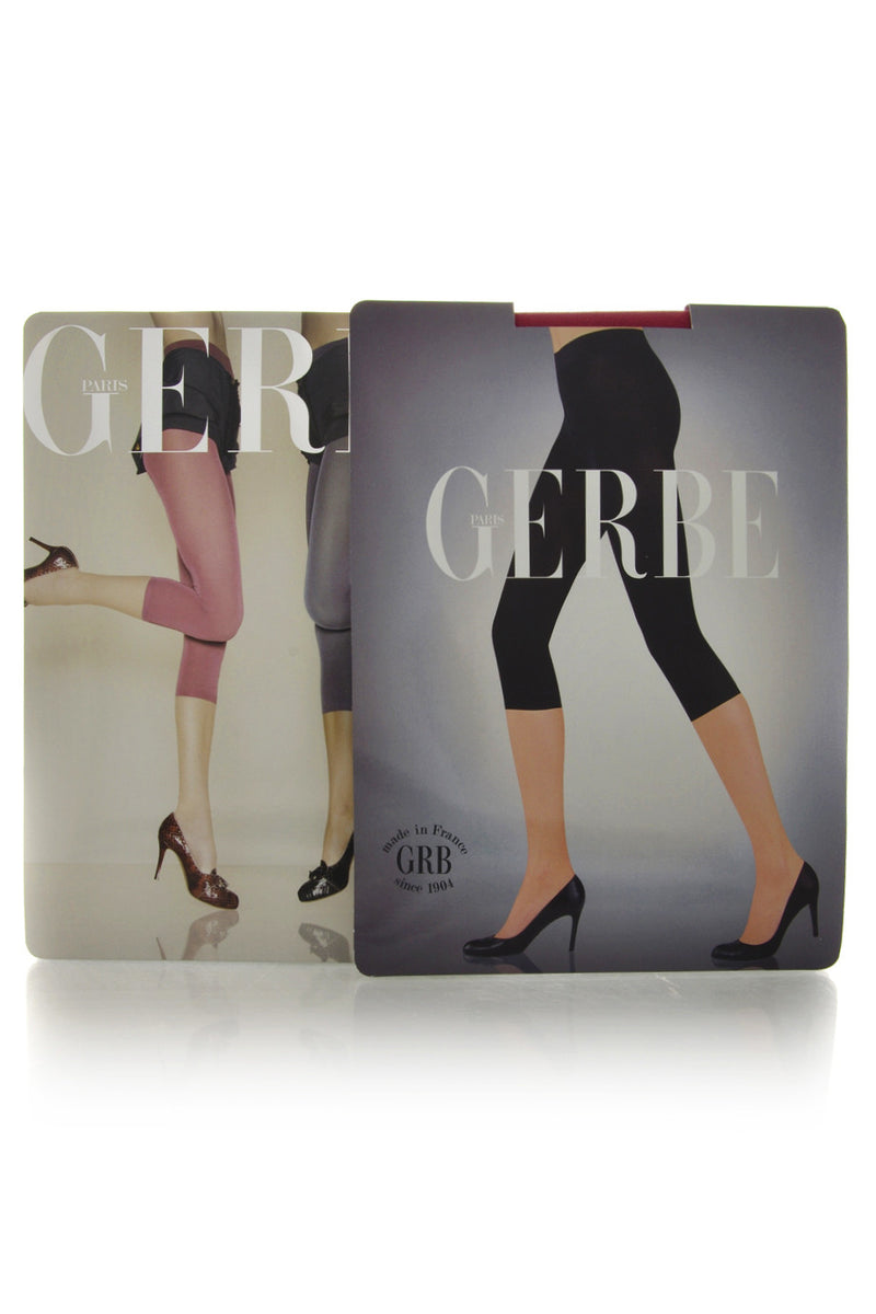 GERBE OPAQUE 70 Capri Leggings Rose Indien