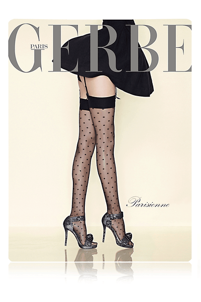 GERBE PARISIENNE Black Diamond Hold Ups