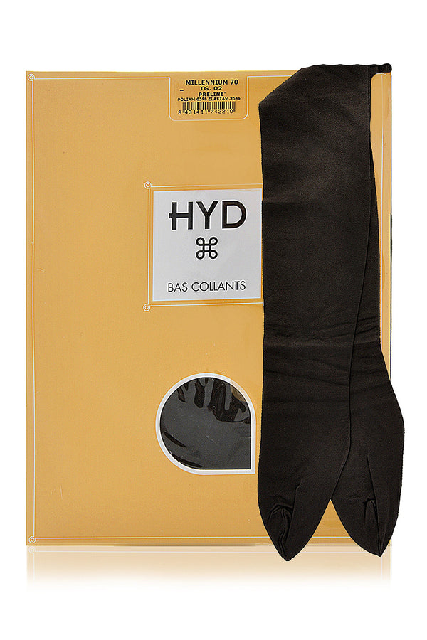 HYD MILLENNIUM 70 Opaque Tights Nero Black