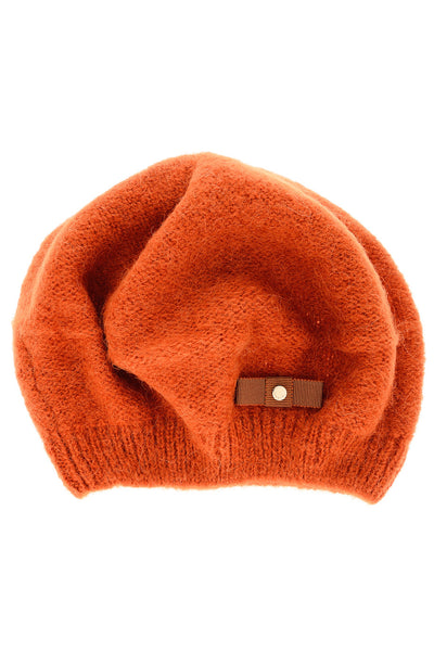 INVERNI EVEREST Warm Orange Beret