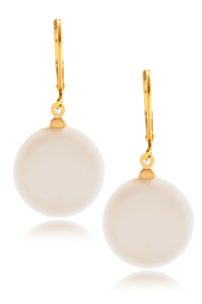 KENNETH JAY LANE AMALIA Pearl Earrings