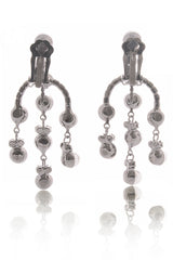 KENNETH JAY LANE Chandelier Pearl Earrings