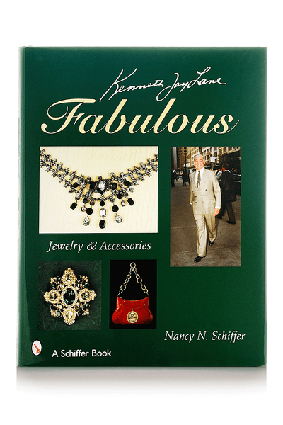 KENNETH JAY LANE FABULOUS Jewelry & Accessories Hardcover Book