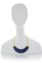 KENNETH JAY LANE LAVERNA Lapis Shade Pendant