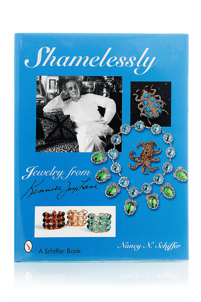 SHAMELESSLY Jewelry Hardcover Book