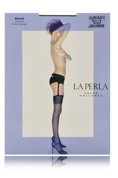 LA PERLA ALLURE Sheer Stockings Black