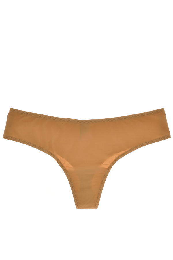 NIGHT AND DAY Beige Thong