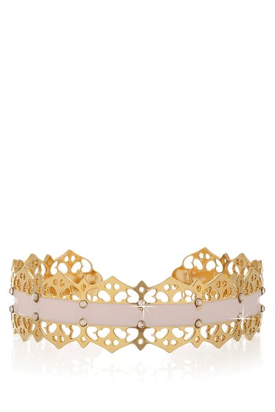 IVORY DREAM Gold Bracelet