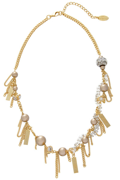 LK DESIGNS PRINCESS Pearl Necklace