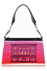 PALAZZO Pink Small Canvas Tote