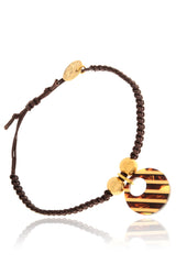 MARIOLA Brown Friendship Bracelet