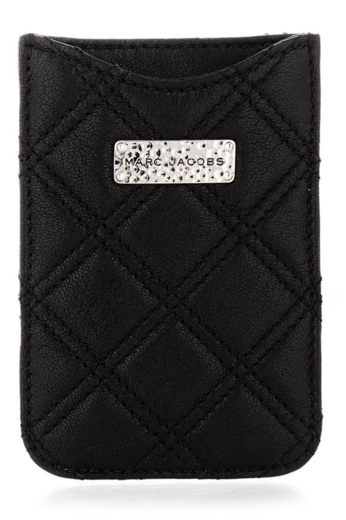 BLACK Quilted iPhone® Case