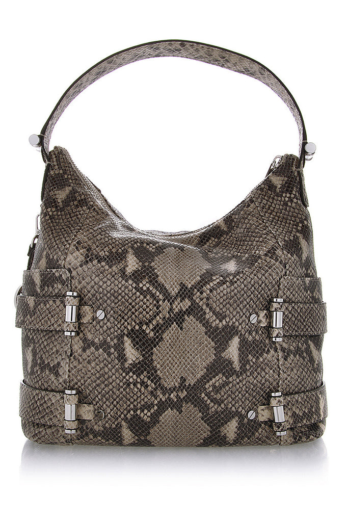 GIBSON Snake Leather Tote