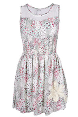 KOMODO Floral Sleeveless Dress