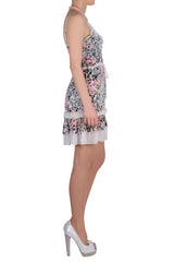 ROMERO Floral Multicolor Dress