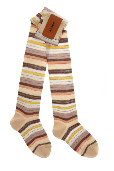 MISSONI STRIPES Multicolor Over The Knees