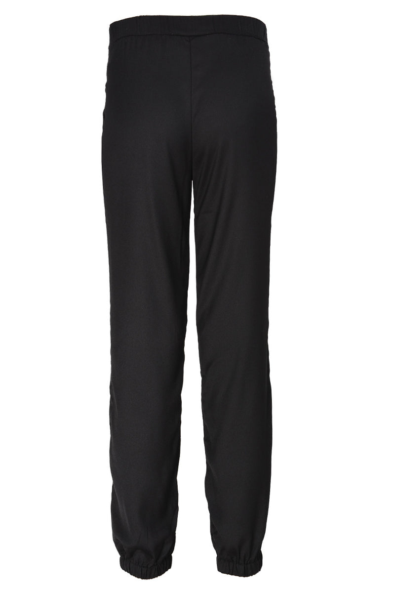 LONDON JEESENIA Black Jogger Pants