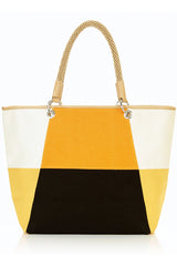 BOXY Orange Mix Medium Shopper Bag