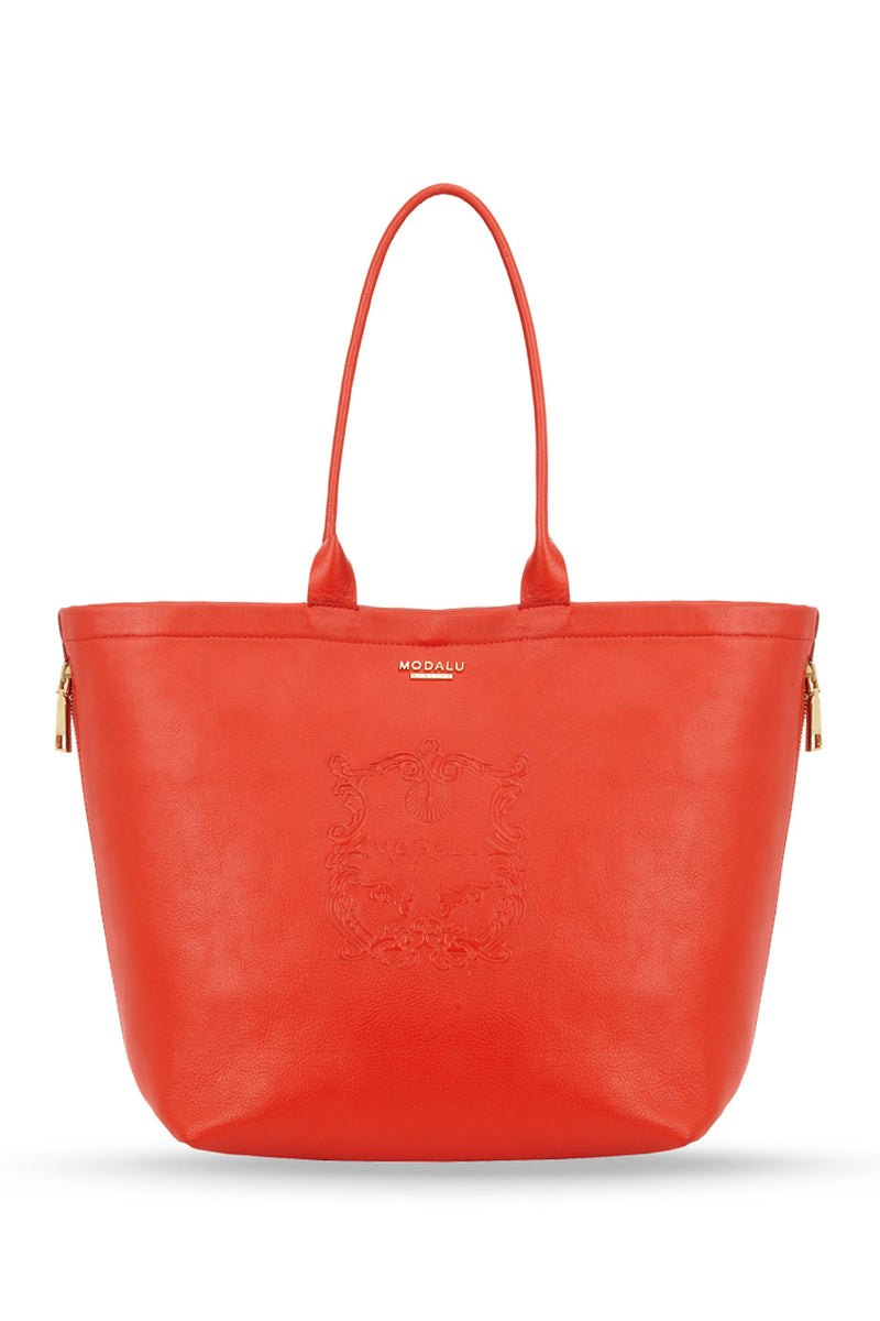 BUCKINGHAM Paprika Shopper Bag