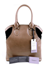 KELIS Taupe Large Shopping Bag