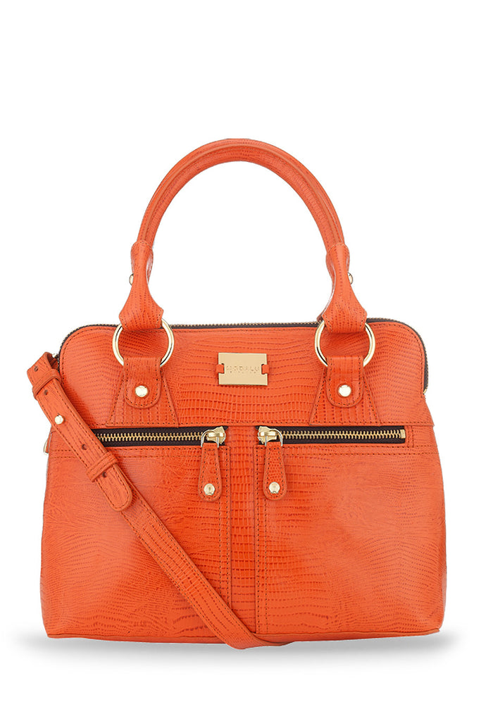 PIPPA Orange Lizard Mini Grab