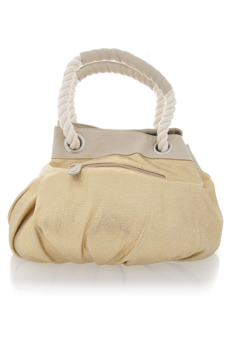 MODALU SARDINIA Gold Shoulder Bag – PRET-A-BEAUTE.COM 91665d7ce9e78