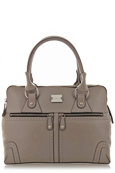 PIPPA Shark Brogue Large Tote