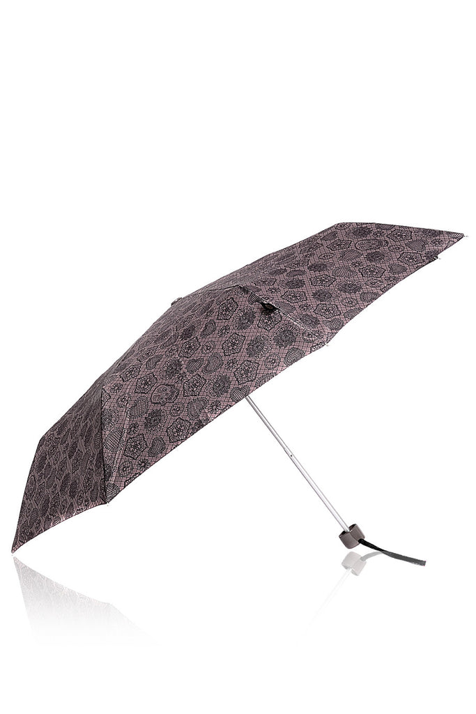 BISETTI Brown Printed Umbrella