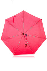 STRIPED Fuchsia Printed Umbrella