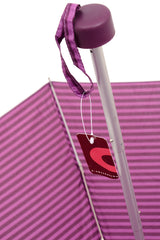 STRIPED Lilac Printed Umbrella