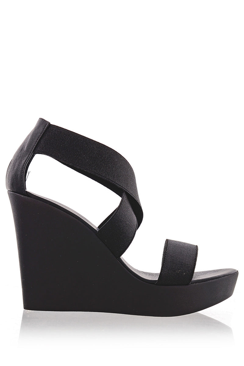ASSA Black Wedges