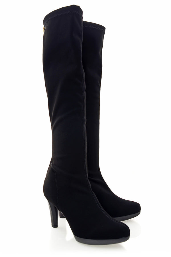 BLACK SANTOS Thigh-High Boots