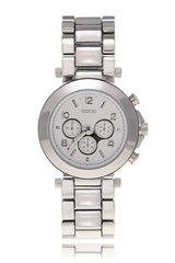 C4876 SILVER Steel Watch