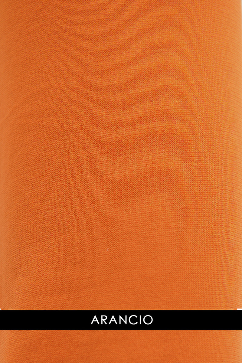 OSÉ 40 Opaque Orange Tights (Arancio)