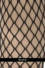 TIFFANY Fishnet Black Tights