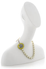 COCO Pearl Flower Necklace