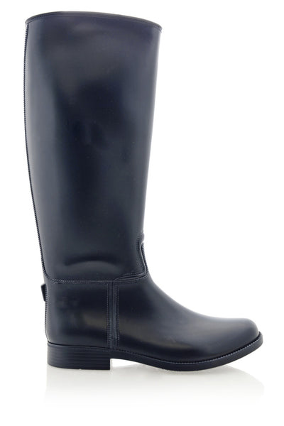 RIDER Dark Blue Rubber Boots