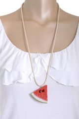 WATERMELON Summer Pendant