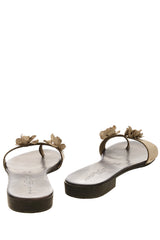 LILLY VACCH Beige Sandals