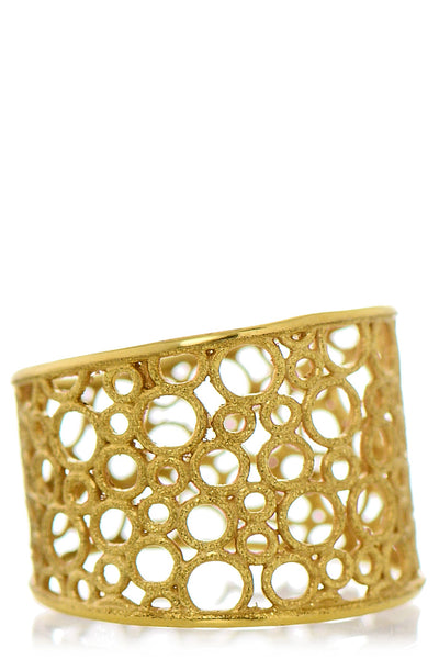SARINA - ABELIA 14K Gold Ring Jewelry