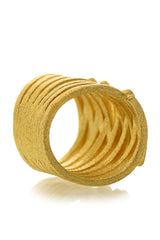 KLADIA Ancient Gold Ring