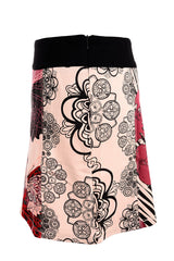 CHENILLE Graphic Printed Skirt