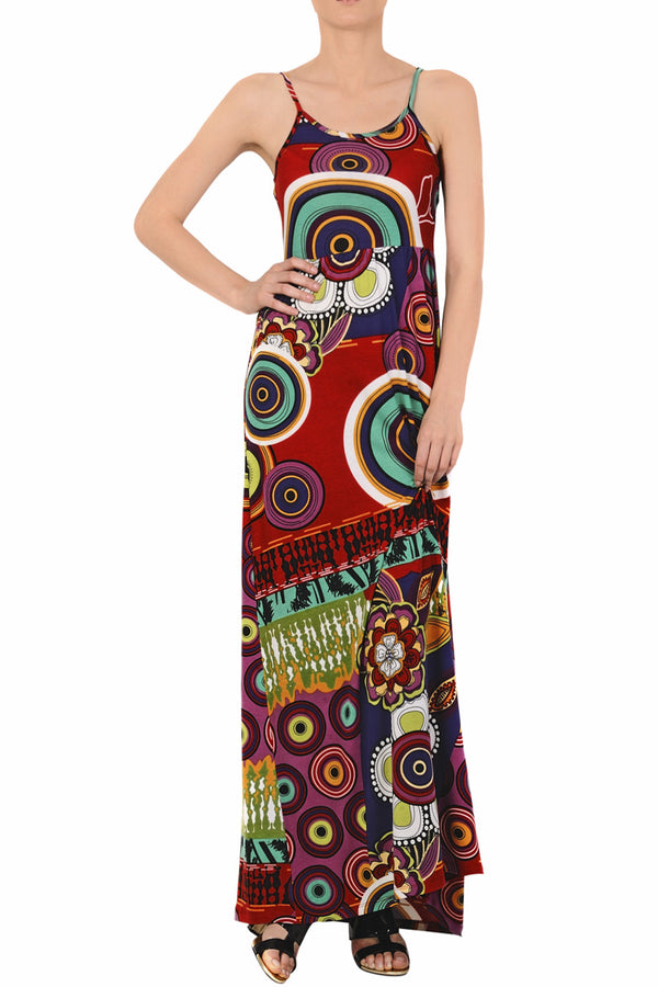 GOTLAND Sleeveless Maxi Dress